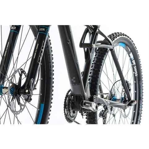 Cube 2014 AMS 120 HPA Race 29 MTB Bike