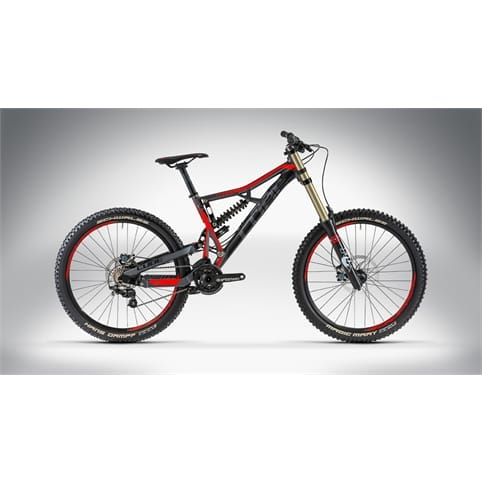Cube 2014 Two 15 Pro 26 MTB Bike