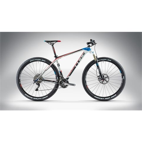 Cube 2014 Elite Super HPC SL 29 Hardail MTB Bike