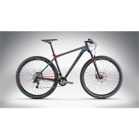 Cube 2014 Reaction GTC SLT 29 Hardtail MTB Bike