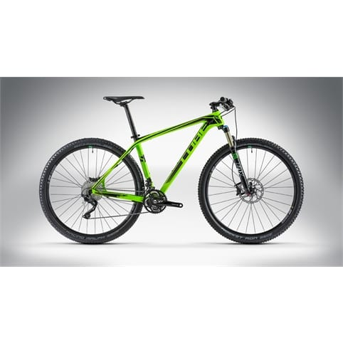 Cube 2014 Reaction GTC SL 29 Hardtail MTB Bike
