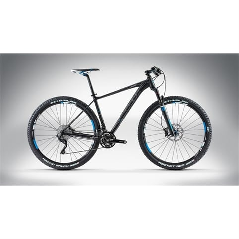 Cube 2014 Reaction SL 29 Hardtail MTB Bike