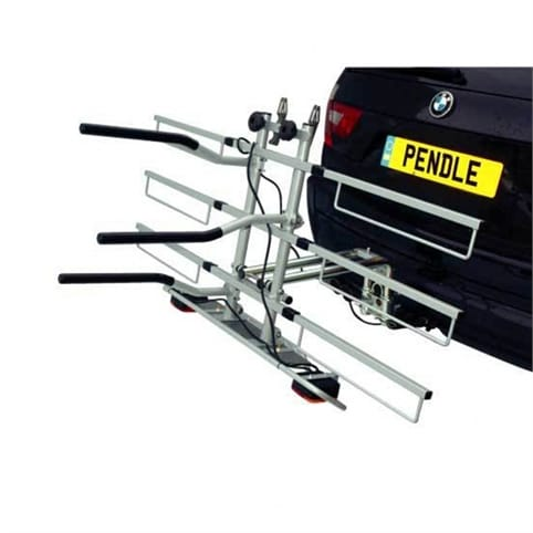 Pendle Tilting 3 Bike Rack (On the Ball)