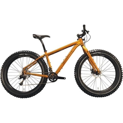 Salsa 2014 Mukluk 2 Fat Bike