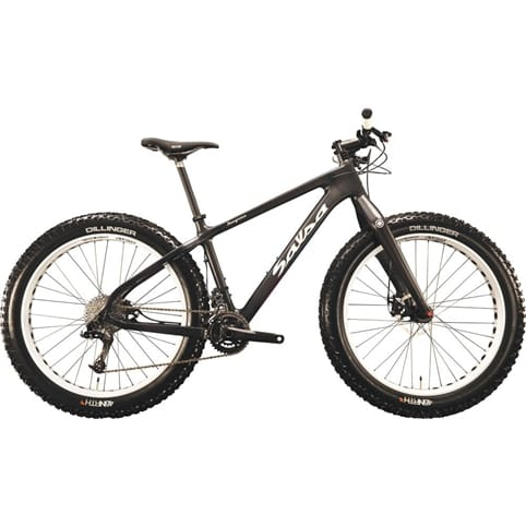 Salsa 2014 Carbon Beargrease Fat Bike