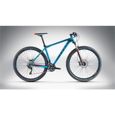 Cube 2014 Reaction GTC Race 29 Hardtail MTB Bike