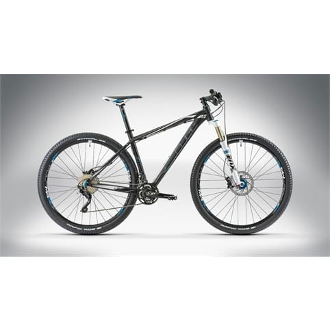 Cube 2014 LTD SL 29 Hardtail MTB Bike