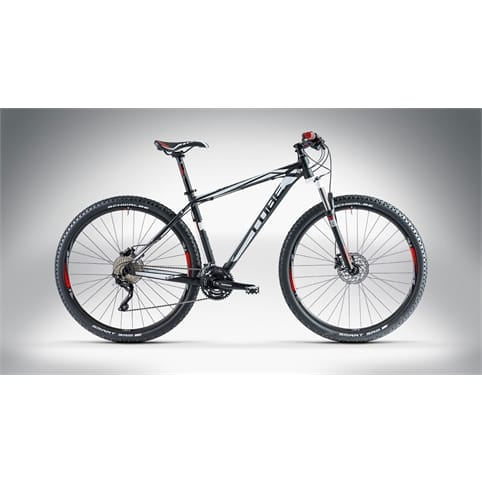 Cube 2014 Attention 29 Hardtail MTB Bike