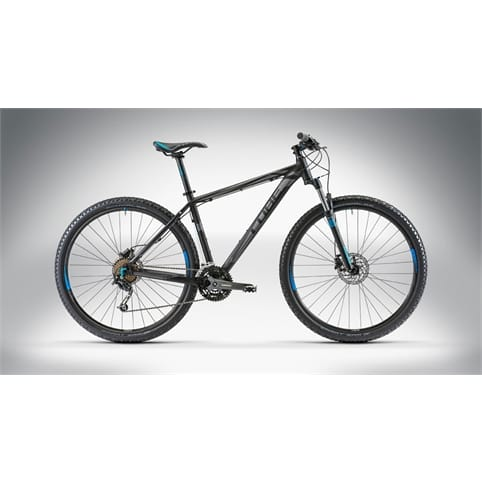 Cube 2014 Analog 29 Hardtail MTB Bike