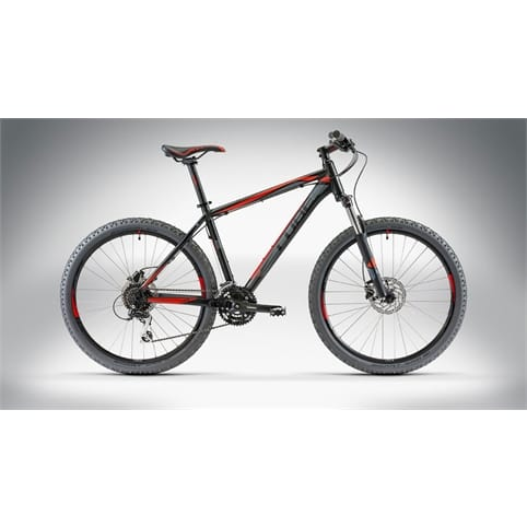 Cube 2014 Aim SL 26 Hardtail MTB Bike