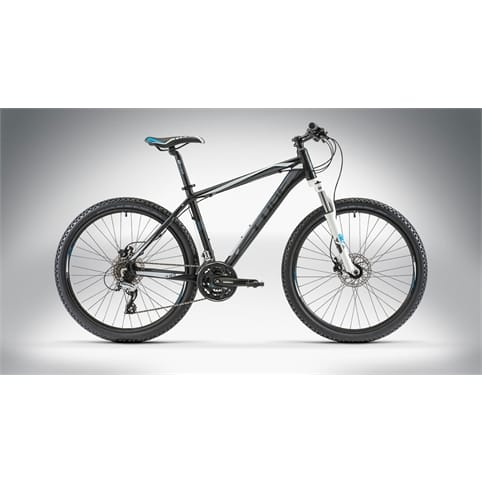 Cube 2014 Aim Disc 26 Hardtail MTB Bike