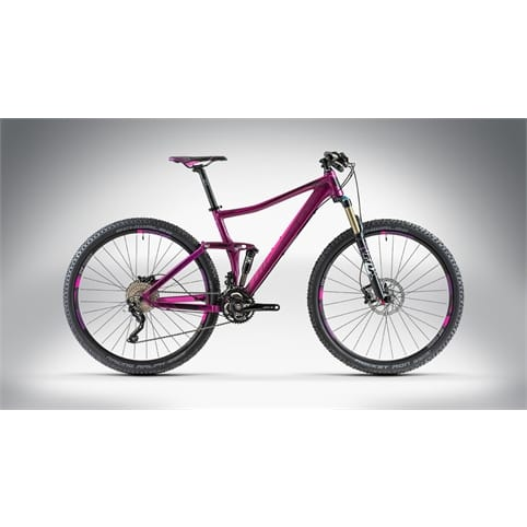 Cube 2014 Sting WLS 120 SL 29 Full Suspension MTB Bike