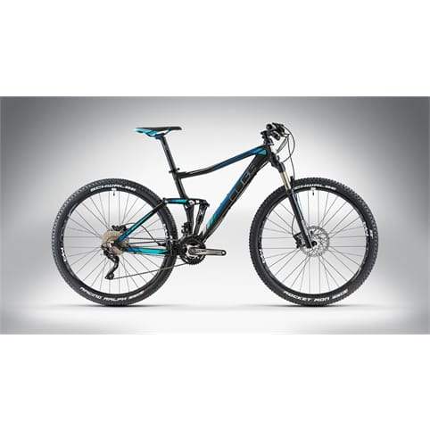 Cube 2014 Sting WLS 120 Race 29 Full Suspension MTB Bike