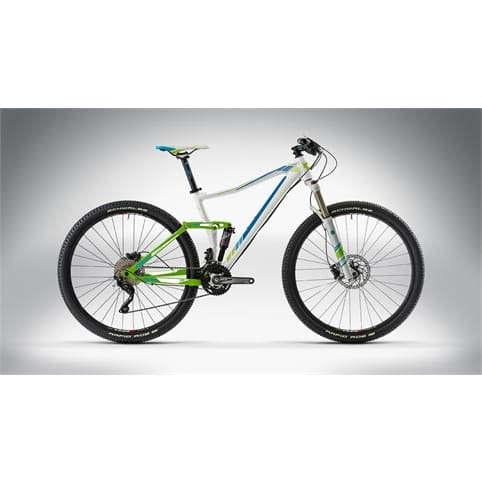 Cube 2014 Sting WLS 120 Pro 29 Full Suspension MTB Bike