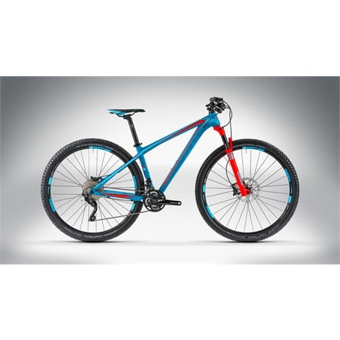 Cube 2014 Access WLS GTC SL 29 Hardtail MTB Bike