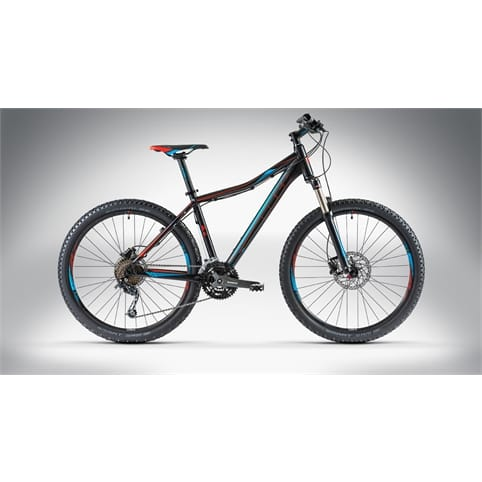 Cube 2014 Access WLS Race Hardtail MTB Bike