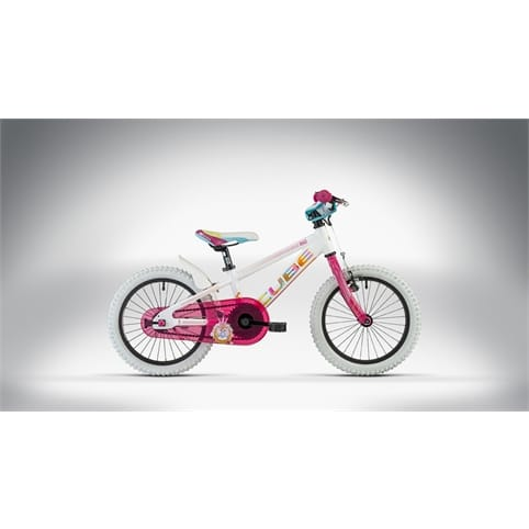 Cube 2014 Kid 160 Girls Bike
