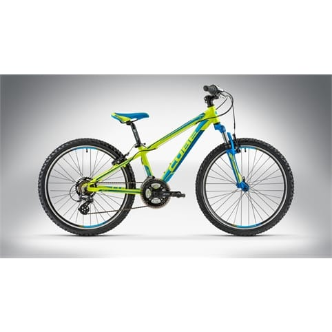 Cube 2014 Kid 240 Boys Bike