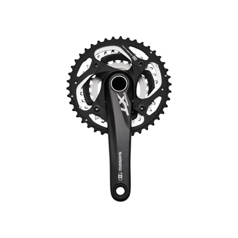 Shimano FC-M780 10-speed XT HollowTech II Triple Chainset - 175mm