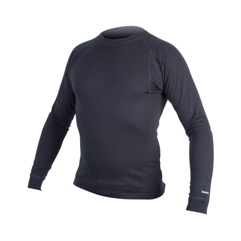 Endura BaaBaa Merino L/S Base Layer - Blue