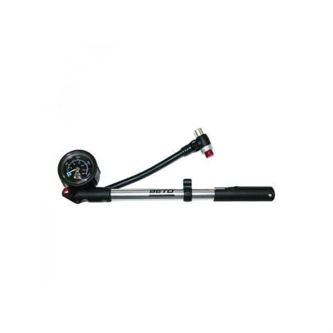 Beto 400 PSI with Gauge & Bleed Valve Shock Pump