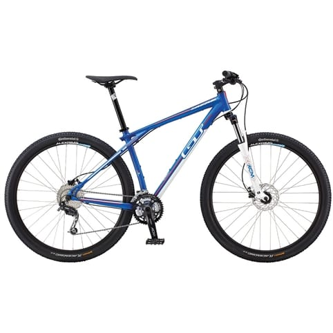 GT 2014 Karakoram Comp Hardtail MTB Bike