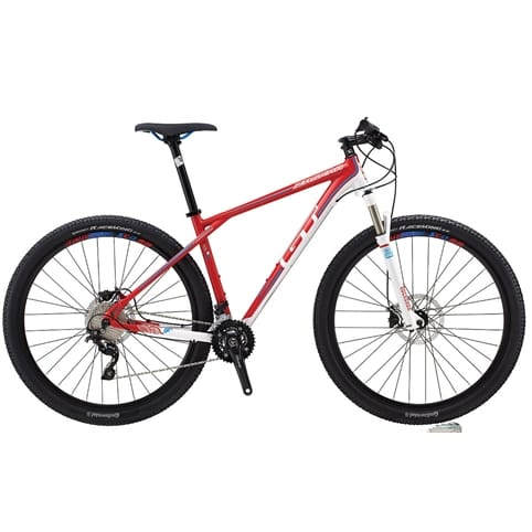 GT 2014 Zaskar 9R Comp Hardtail MTB Bike