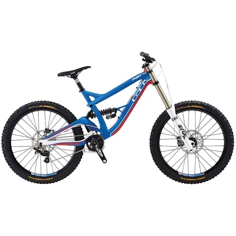 GT 2014 Fury Expert Full Suspension MTB Bike