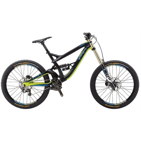 GT 2014 Fury Team Full Suspension MTB Bike
