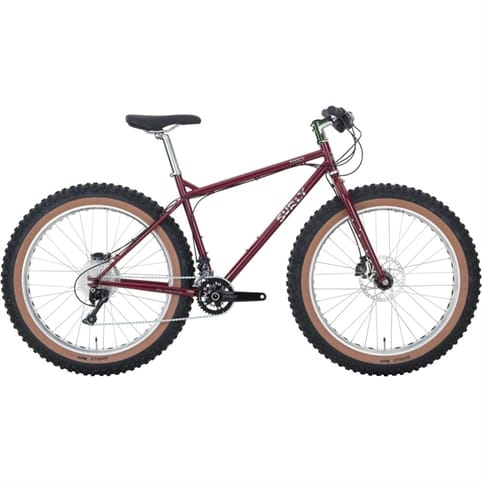 Surly 2014 Special Ops Pug Fat Bike