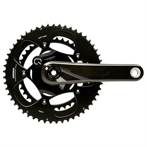 SRAM Quarq Elsa 10R Road Powermeter Crankset BB30 (BB not included)