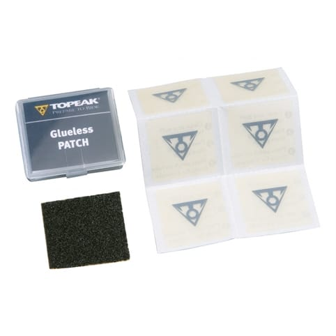 TOPEAK GLUELESS PATCHES *
