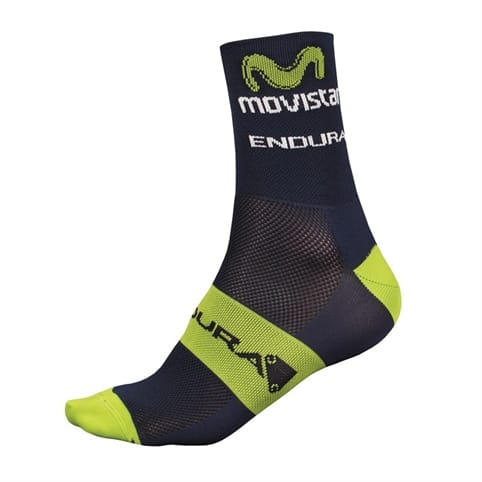 Endura Movistar Team Replica Sock