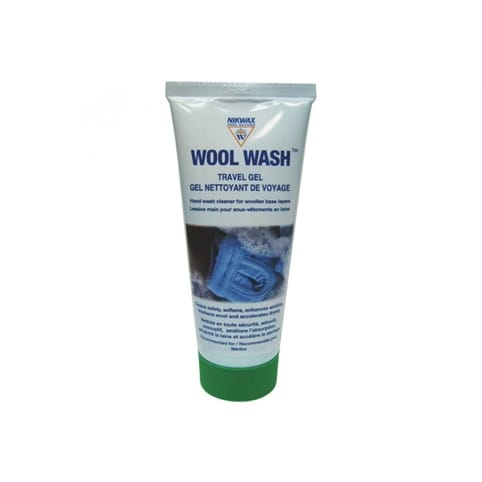 Nikwax Woolwash Travel Gel