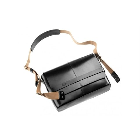 Brooks Barbican Leather Messenger Bag
