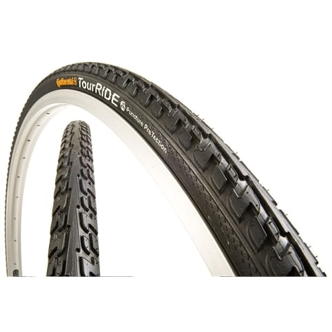 "Continental Tour Ride 26"" Wire Tyre"