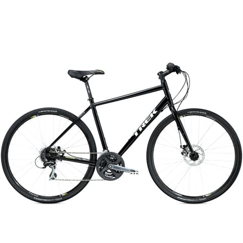 Trek 2015 7.2 FX Disc Hybrid Bike