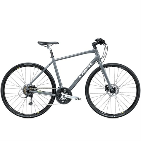 Trek 2015 7.4 FX Disc Hybrid Bike