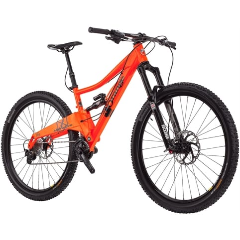 Orange 2015 Alpine Five RS Full Suspension MTB Bike