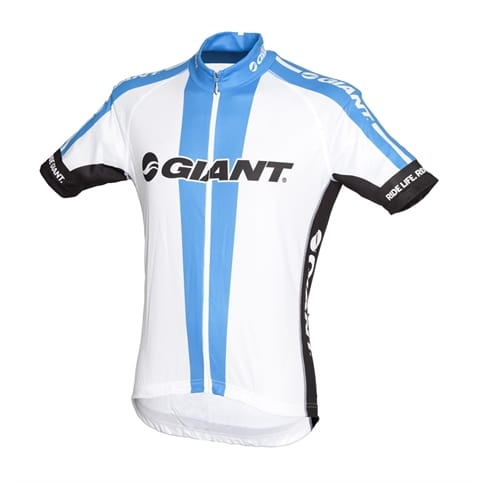 Giant Team Replica Short Sleeve Cycling Jersey