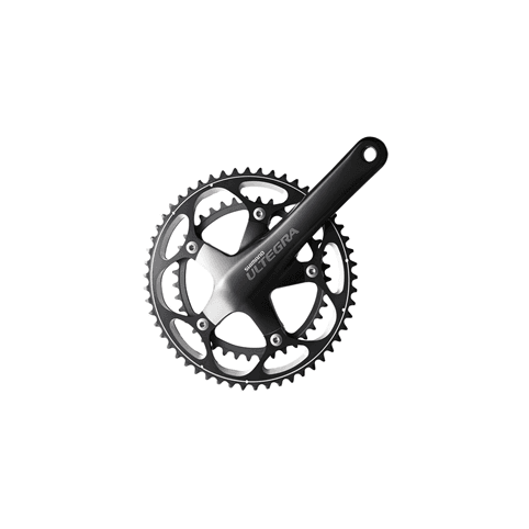 Shimano FC-6601 Ultegra SL Double 10sp Chainset