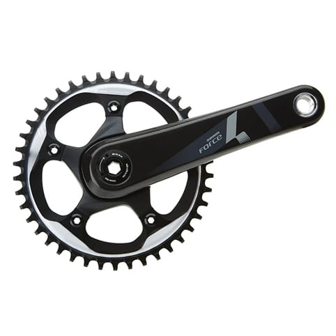 SRAM Force CX1 Crank Set GXP (Chainring and GXP Cups Not Included)