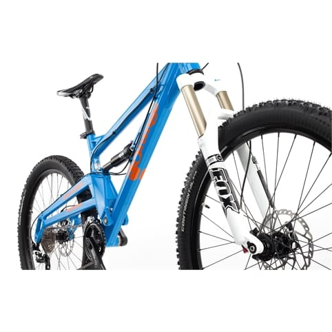 Orange 2015 Alpine 160 AM Full Suspension MTB Bike