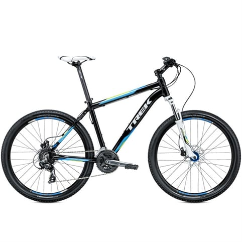 Trek 2015 3700 Disc Hardtail MTB Bike
