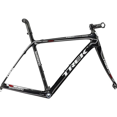 Trek 2015 Domane Race Shop Limited Koppenberg Edition Frameset