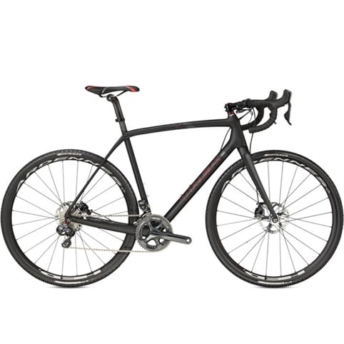 Trek 2015 Boone 9 Disc Cyclocross Bike