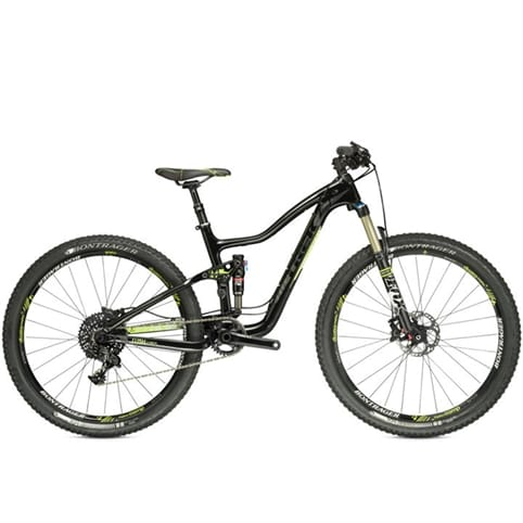 "Trek 2015 Lush Carbon 27.5"" Full Suspension MTB Bike"