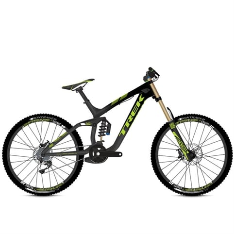 Trek 2015 Session 88 DH 650b MTB Bike