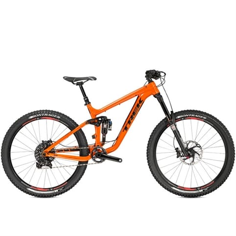 Trek 2015 Slash 9 650b MTB Bike