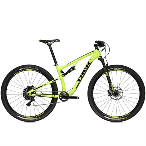 "Trek 2015 Superfly FS 9 29"" MTB Bike"